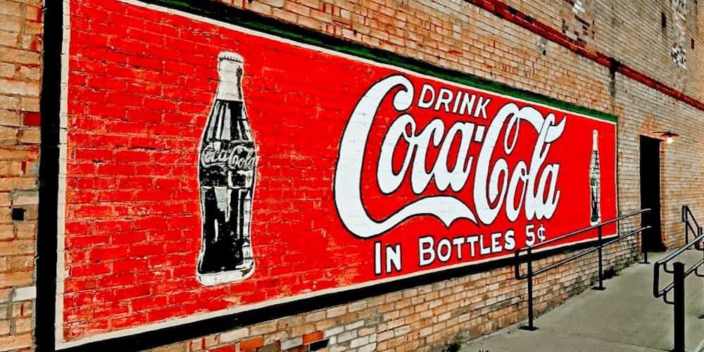 CocaCola Outdoor Print CROP